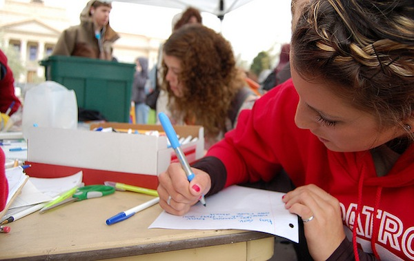 Letter writing for students